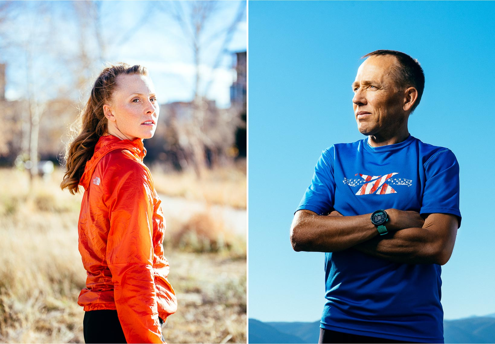 Colorado Running Portraits
