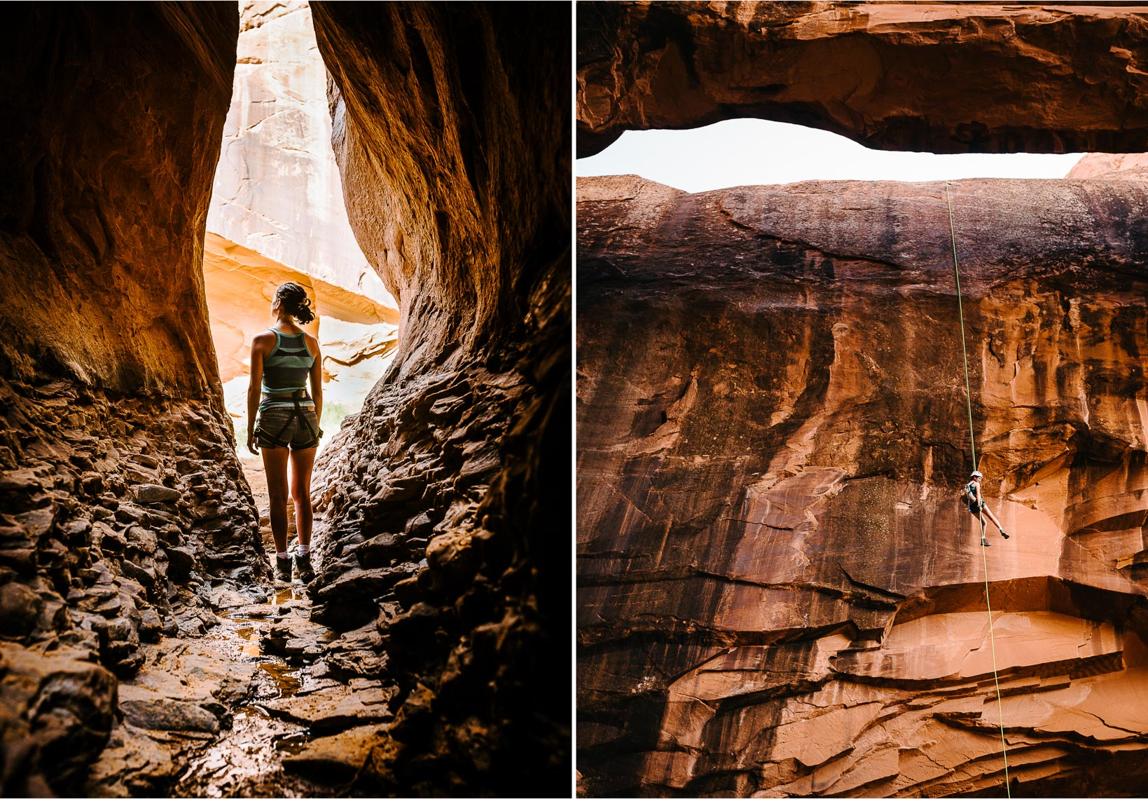 Moab Canyoneering Lifestyle