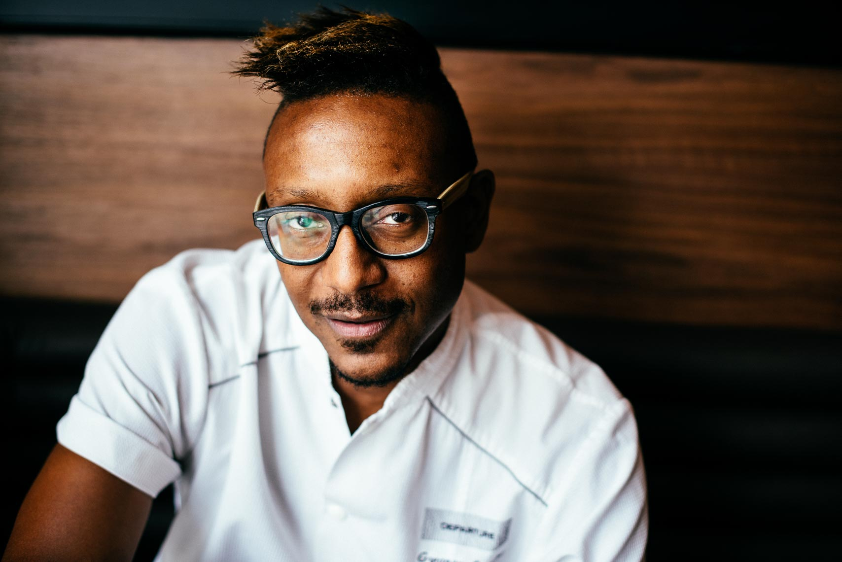 Chef Gregory Gourdet // Departure