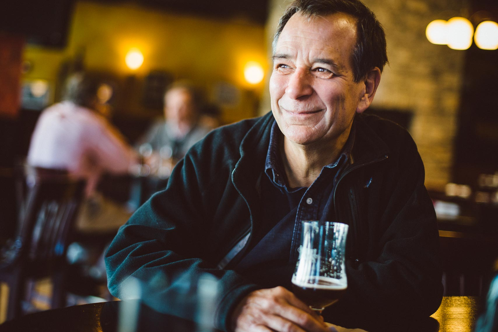 Jim Koch // Sam Adams