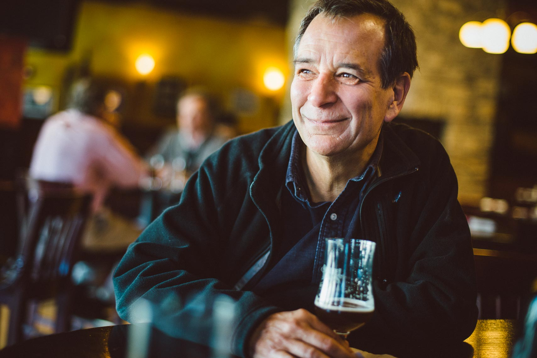 Jim Koch – Sam Adams Brewery